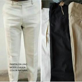 a1c75a0485 Pantalon De Lino Para Playa Para Hombre en Mercado Libre México