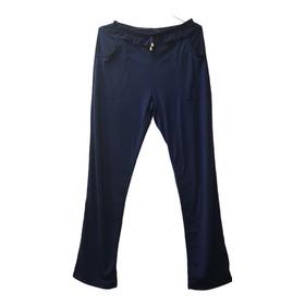 Pantalones De Modal Rectos Con Cordon Y Bolsillos T.4 A 10