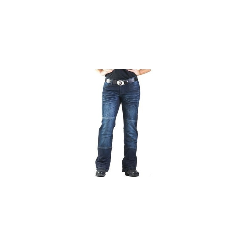 b282bae0f9 pantalones de moto drayko drift riding jeans womens denim sp. Cargando zoom.