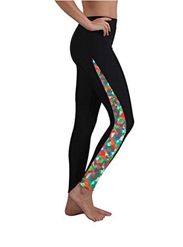 Pantalones De Mujer Surf Surf Legging Floral-4 Xl -   1 d978da8e7e7