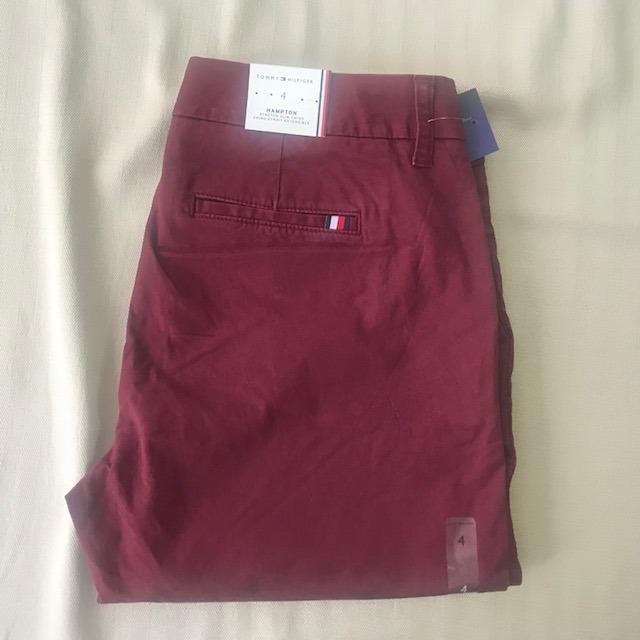 Pantalones de moda » Pantalones de mujer Tommy Hilfiger 4