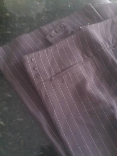 pantalones de vestir dama (talla xl) set de 3