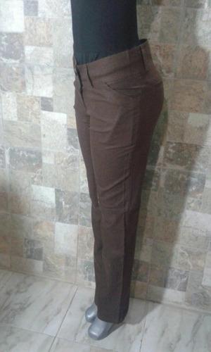 pantalones de vestir de lino