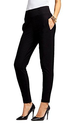 slim pantalones y bootcut vestir mujer vanidosa de de X47pWrqX