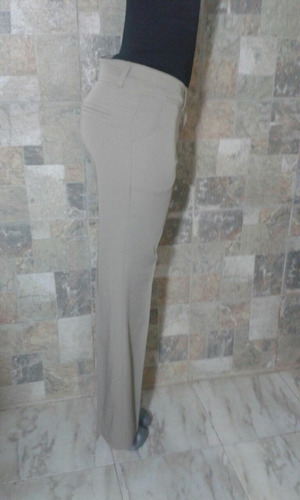 pantalones de vestir doble via