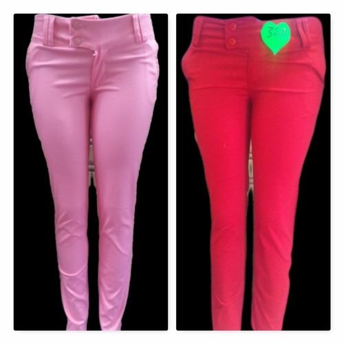 pantalones de vestir  para damas al mayor y detal