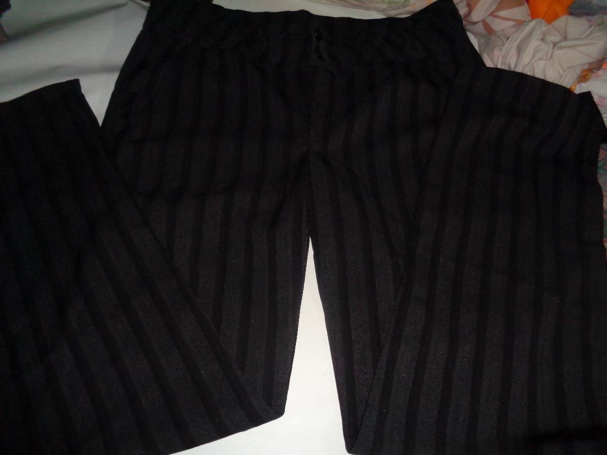 Pantalones De Vestir Para Damas Ejecutivos Tallas Grandes Bs 20 893 00 En Mercado Libre