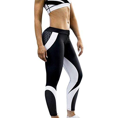 c8135c69b1c61 Pantalones De Yoga Con Estampado 3d