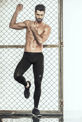 pantalones  deportivos microfibra de hombres