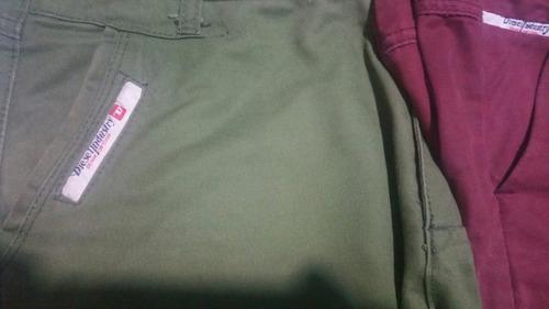 pantalones diésel industry tallas 32 usados