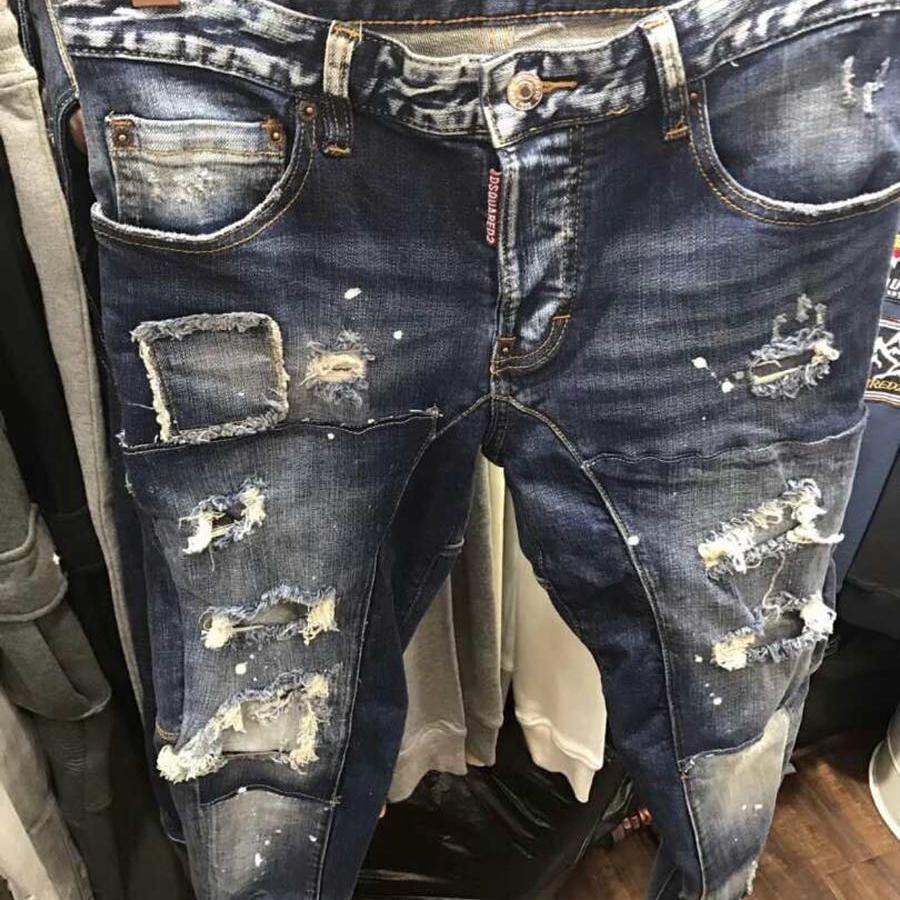 Pantalones Dsquared Nuevos -   2,500.00 en Mercado Libre 385ee4fda1d5