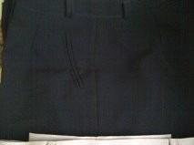 pantalones ejecutivos para dama talla 16 negro