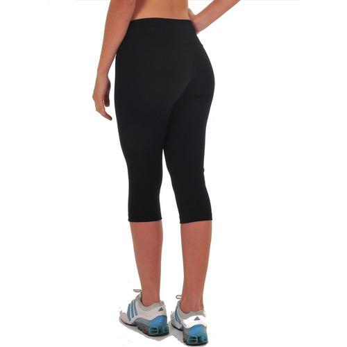 pantalones elsticos cortos ajustados de gimnasio y yoga