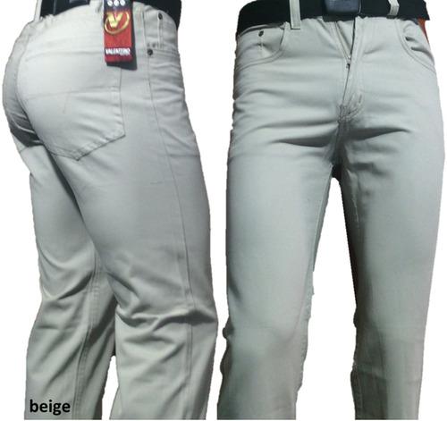 pantalones en drill y  en jeans  clásicos cinco bolsillos