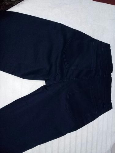 pantalones escolares tipo jean para chicas teladrill strech