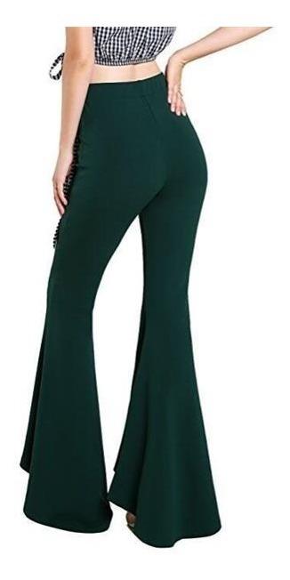 Tienda elige el más nuevo fecha de lanzamiento: Pantalones Flare Bota Ancha