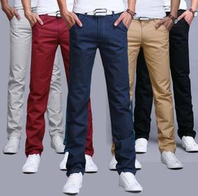 4855dcd76 Pantalones Jeans Chupin Colores Jean Elastizado Vaquer - Ropa y ...
