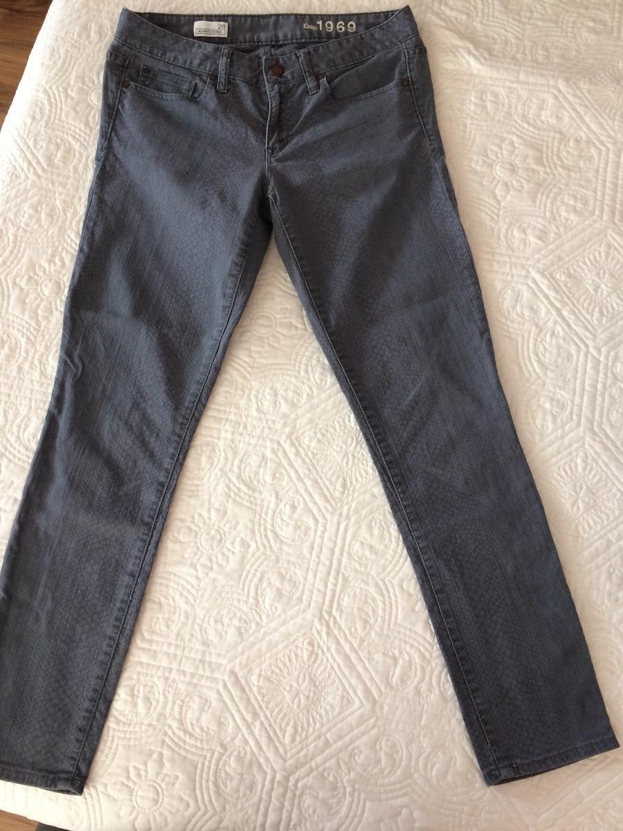 venta usa online gran selección de 2019 a pies en Pantalones Gap Mezclilla Decorada Talla 28 Para Dama - $ 550.00