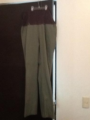 pantalones h&m y otra marca para mujer embarazada talla 34