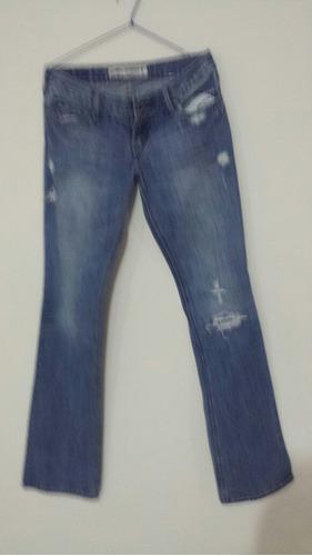 pantalones hollister para dama 3l , 5l