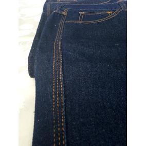 cc9959ade8eba Pantalones Jean Industriales Triple Costura