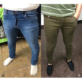 61013c737e Jeans Pantalon Strech Caballero Skinny
