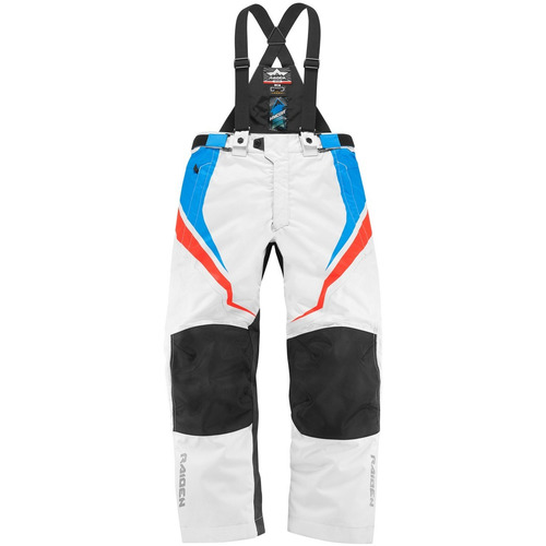 pantalones icon raiden dkr para hombre rojo/blanco/azul sm