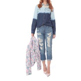 32968dcaff6fa Pantalon Guess Mujer - Pantalones y Jeans Guess de Mujer en Mercado ...