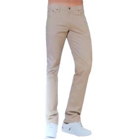 aa0b25a8110 Pantalones Oggi Hombres Gabardina - Jeans de Hombre en Mercado Libre ...