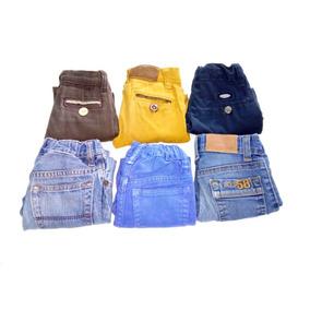 14628628d2 Lote Pantalón Mezclilla Adolescente Niño Jeans 20 Pzs 1era. Nuevo León ·  Lote De 6 Pantalones Para Niño Talla 3 Años