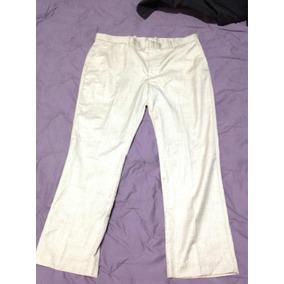 ce66dfcfec32a Perry Ellis Pantalon De Lino en Mercado Libre México