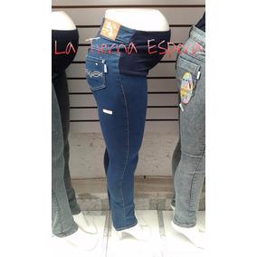 a5bfa51da Pantalones De Mezclilla Bordados Mujer - Pantalones y Jeans en ...