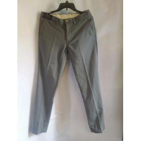 3cda5b6fc2178 Pantalon Vestir Polo Ralph Lauren Slim Fit 32x34 Original