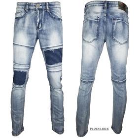 dfb36d03167eb Pantalon Caballero Mezclilla Marca Pavini Pj212 M Blue