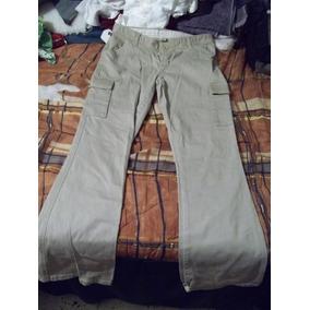 47e4bfeab9278 Pantalón Tipo Cargo Marca Polo Ralph Lauren Dama Talla 8