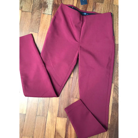 Pantalon Para Mujer Zara Woman Europeo Talla 28 Ropa y