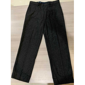 dcf9a54790a74 Pantalon Poli Lana en Mercado Libre México
