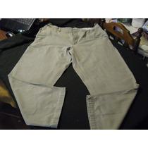 Pantalon Sport Columbia Talla W38 L30 Algodon Reforzado