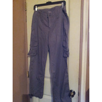 *** Pantalon The North Face Talla 36 Color Gris ***