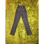 Pantalones Jeans Pitillos Tiro Alto A La Cintura Tipo Torero