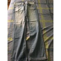 Jeans Claro Robert Lewis Talla 42 Nuevo.3 Botones,no Pitillo