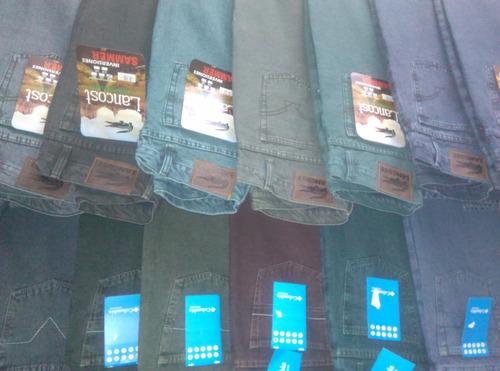 pantalones jeans clasico al mayor y detal excelente calidad
