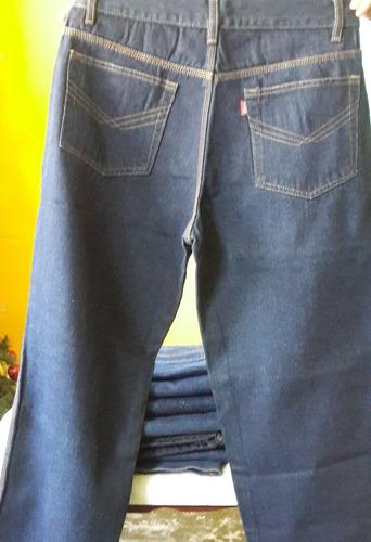pantalones jeans de caballero estilo clasico