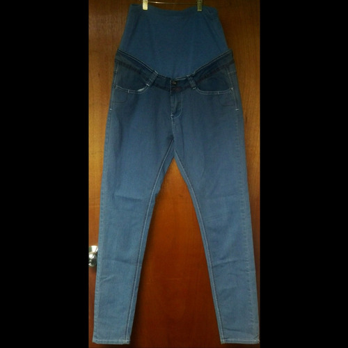 pantalones jeans maternos s. m. l . xl