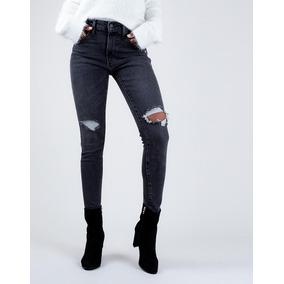 058ebbd465616 Jean Negro Para Dama - Jeans para Mujer al mejor precio en Mercado ...