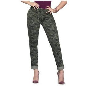 06f555f7f0484 Pantalones Camuflados Hombre Entubados Mujer - Pantalones y Jeans al ...