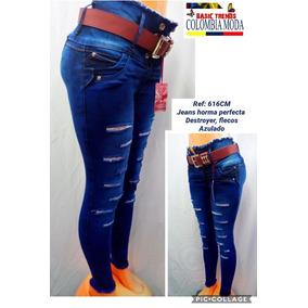 9e1d1e09edcb7 Jeans Para Mujer Diseño Exclusivo