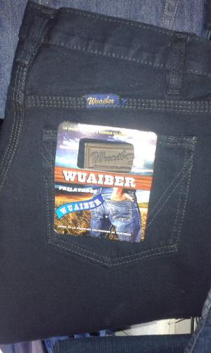 pantalones jeans negros para caballeros de la 28 a la 36