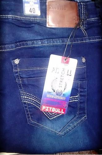 pantalones jeans para caballeros a tubitos stretch