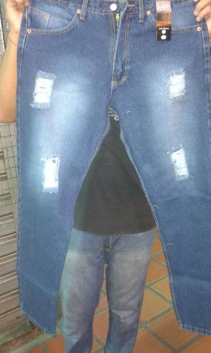 pantalones jeans para caballeros variedad de modelos